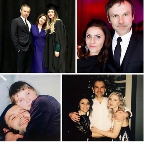 Вакарчук сім'я