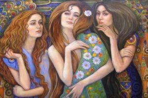 Притча про трьох сестер