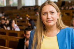 Оксана Юринець вимагає в суді перерахувати голоси на дільниці 117 округу