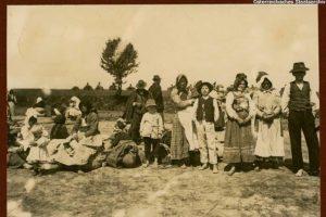 Мешканці Галичини на столітніх фото