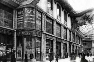 Кінотеатри і кіномаґнати Львова початку ХХ століття