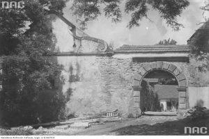 Столітні фотографії Свірзького замку