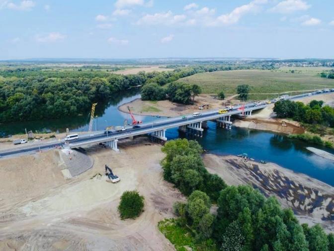 міст Дністер