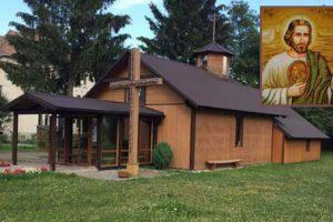 До Стрия на Львівщині привезуть мощі святого апостола Юди Тадея