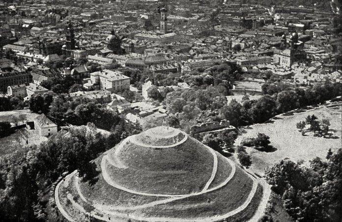 Львів. Фото 1938 року