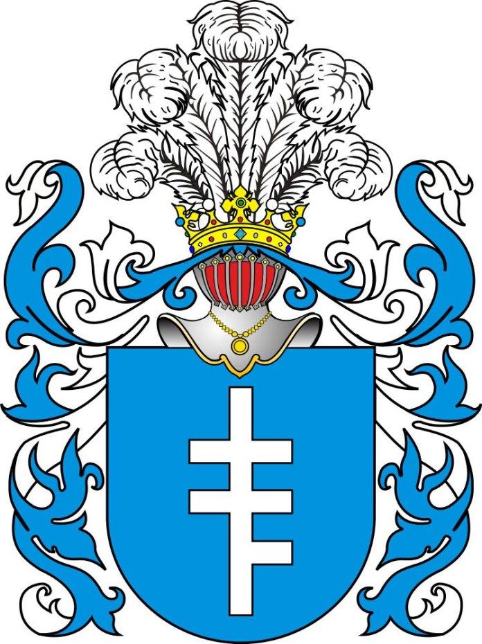 Герб Потоцьких Срібна Пилява.