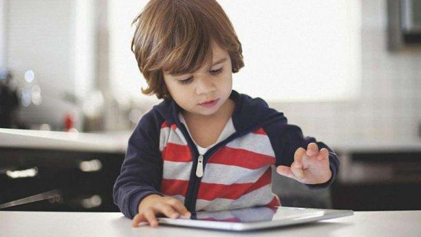 діти планшет