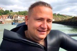 Український паралімпієць підкорив Ла-Манш (відео)