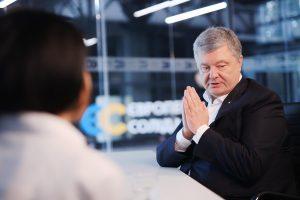 """""""Я нічого не боюся"""" – Петро Порошенко про ризик сісти у в'язницю"""
