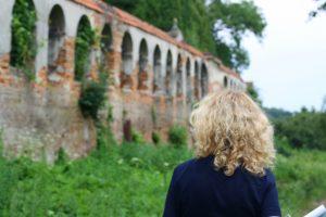 Львів'ян цього місяця кличуть на екскурсії Митрополичими садами і хорами Собою святого Юра