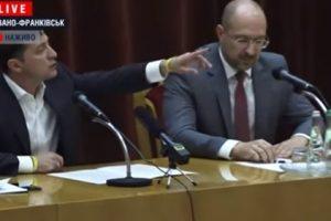 """""""Ви зря сюди прийшли:"""" Зеленський переконав нардера від НФ знайти 175 млн на дороги (відео)"""
