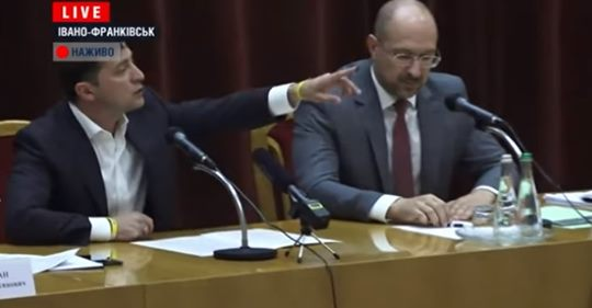 """""""Ви зря сюди прийшли:"""" Зеленський переконав нардера від НФ знайти 175 млн на дороги"""