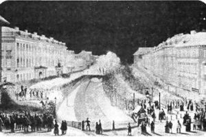 Феєрверки давнього Львова