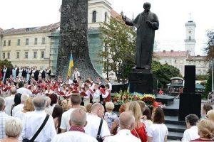 У День Незалежності у Львові відбудеться молебень. Дударик співатиме Акафіст