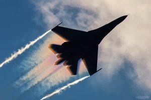 Український льотчик на авіашоу в польській Гдині показав найкращий пілотаж (Відео)