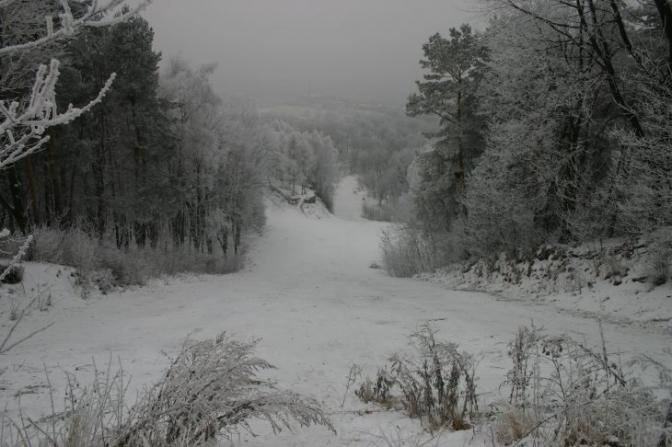 Знесіння зима
