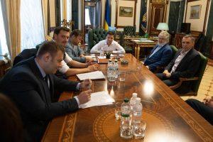 Зеленський провів зустріч з Коломойським в Офісі Президента: про що говорили