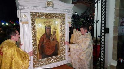 До Львова привезуть Чудотворну ікону Божої Матері