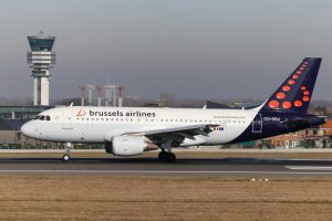 Brussels Airlines і British Airways ідуть із України