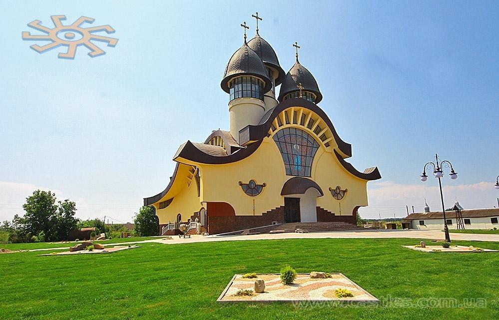 Греко-католицька церква святих Володимира та Ольги у Ходорові