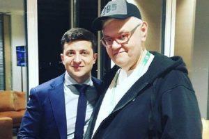Шоумен Сивохо став радником секретаря РНБО