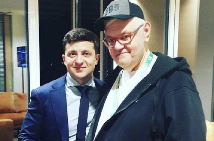 Гуморист Сергій Сивохо за дорученням Банкової займатиметься проблемами Донеччини, у т.ч. окупованих районів