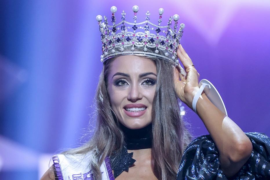 Переможниця Міс Україна 2019 – Маргарита Паша