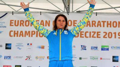22-річна українка виграла чемпіонат світу з веслування