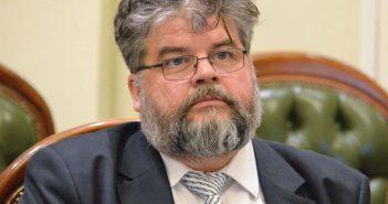 Народний депутат від Слуги народу Богдан Яременко