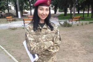 Пішла на фронт слідом за загиблим батьком: на Донбасі вбили молоду військову ЗСУ