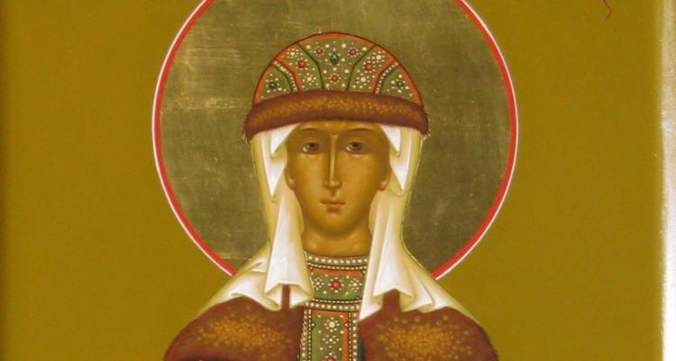 16 листопада - народне свято Ганна Холодна, а церква згадує її як свята княжнаАнна Всеволодівна