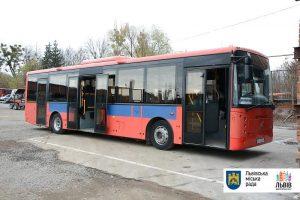 В січні на вулиці Львова виїдуть вживані норвезькі автобуси