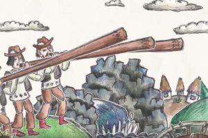Мінкультури та ТНМК створили анімацію «Історія України за 5 хвилин»