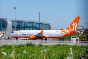 SkyUp відкриє рейси зі Львова до трьох італійських міст