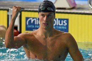 Український плавець встановив світовий рекорд та здобув золото на Кубку світу. Відео тріумфу