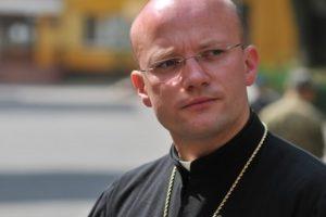 Степан Сус став генеральним капеланом Спілки української молоді