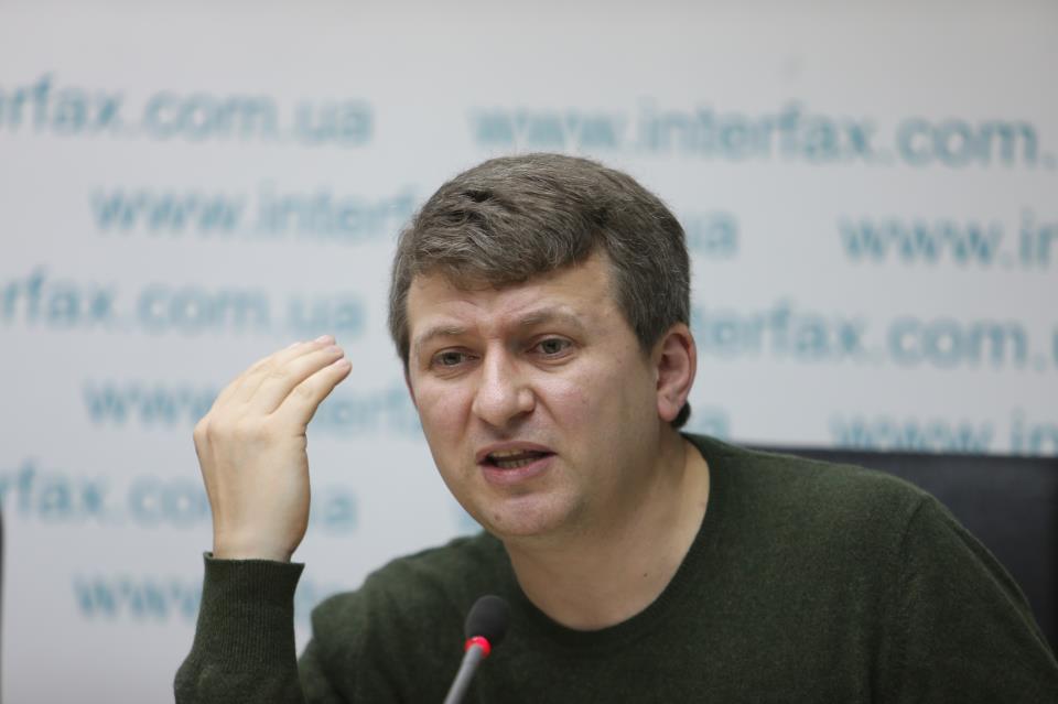 Український політолог Юрій Романенко