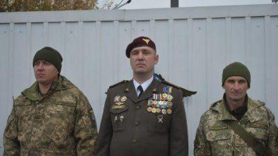 У госпіталі помер комбриг 128-ї бригади Коростельов, який підірвався на вибухівці під Новотроїцьким