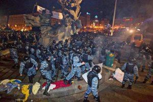 """Зеленський зустрінеться зі студентами, яких у 2013 році """"Беркут"""" побив на Майдані"""