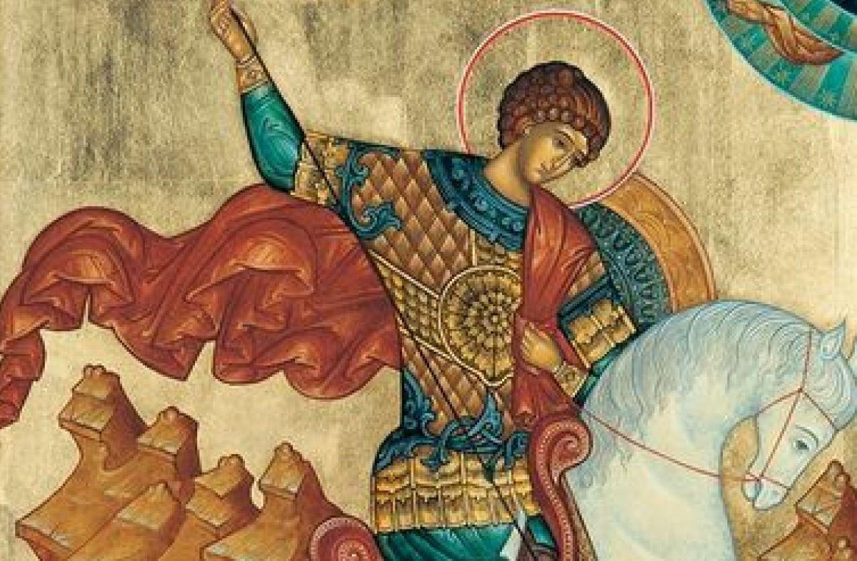 9 грудня - день «холодного» Юрія. Георгія Побідоносця. (Георгія Переможця)