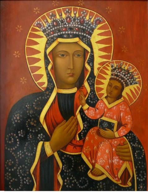 ікона Матері Божої Ласкавої Станиславівської