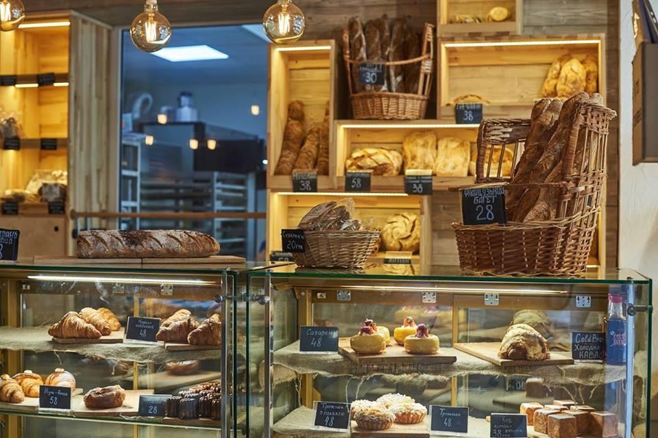 Львівська пекарня «Живий хліб»