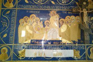 У церкві на Львівщині замироточила ікона Богородиці «Всецариці»