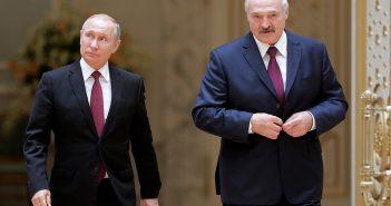 Володимир Путін Олександр Лукашенко