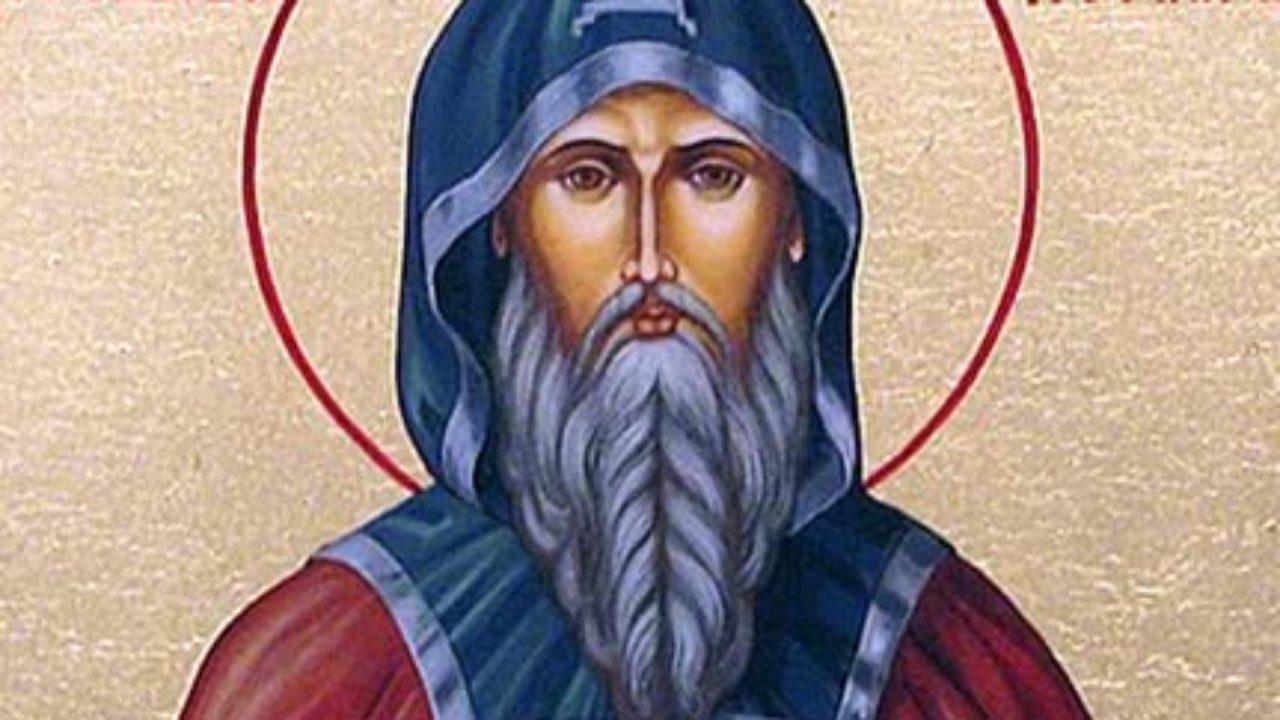 27 лютого – День святого Кирила Весновказівника