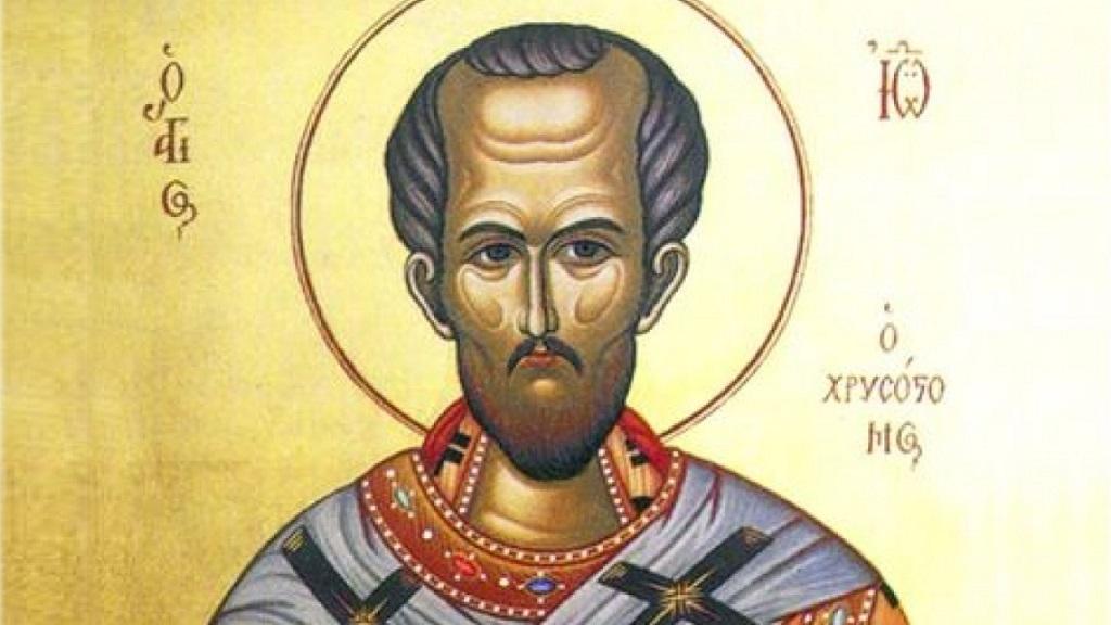 9 лютого – день Іоанна Златоуста (Івана Златоустого)
