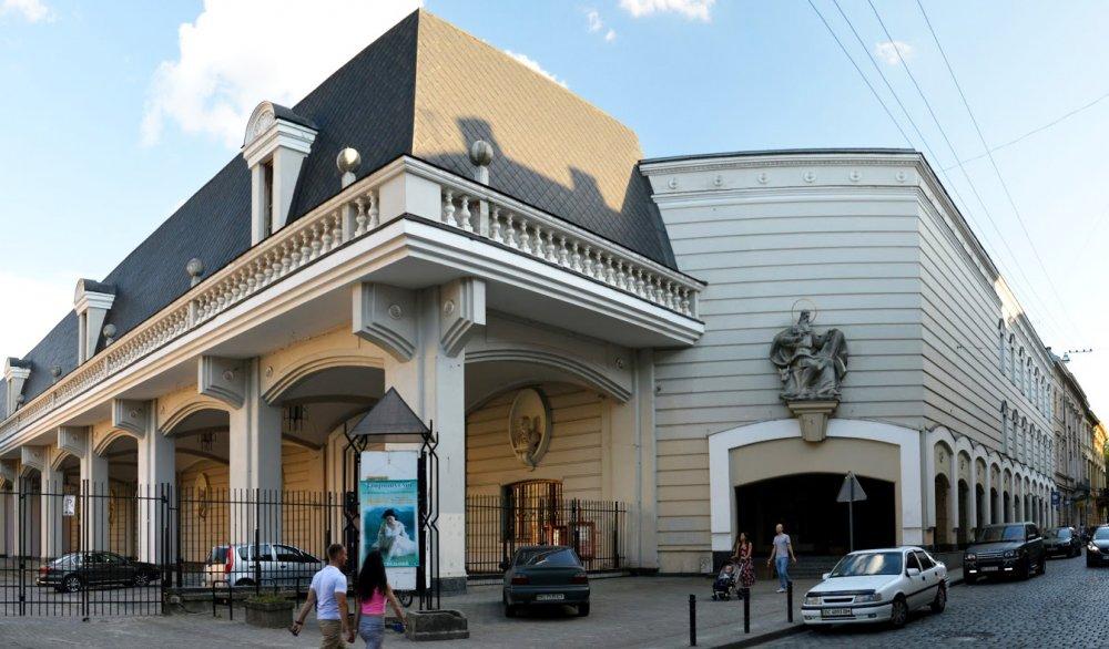 Львівський палац мистецтв (Lviv Art Palace)