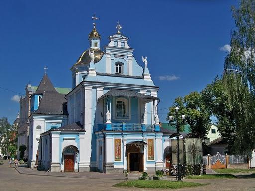 церква Різдва Пресвятої Богородиці, Самбір