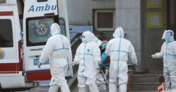 коронавірус смерть лікарі швидка допомога