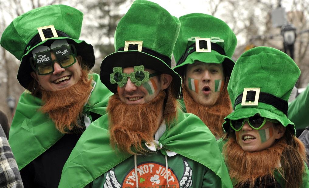 17 березня – День святого Патрика (St Patrick's Day). Історія, традиції  святкування і символи свята   То є Львів.